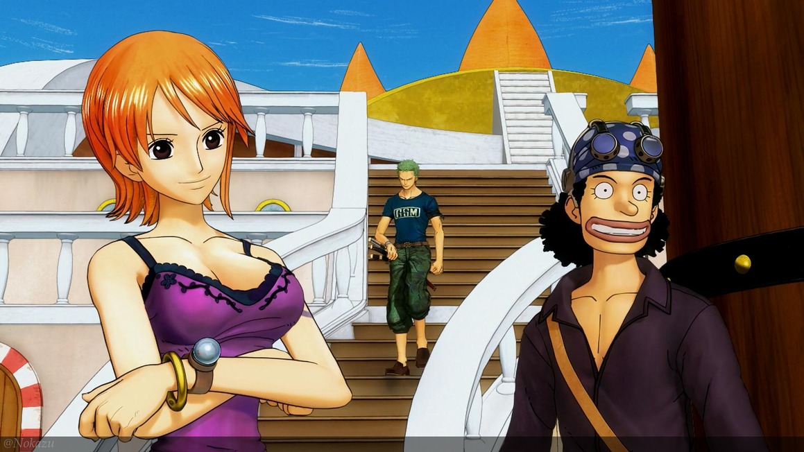 One Piece 3D The Movie 11: Strawhat Chase