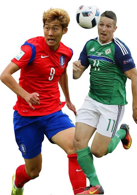 Irlandia U vs Korsel