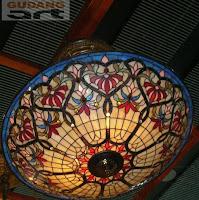 Tiffany Lamps+lampu+gantung