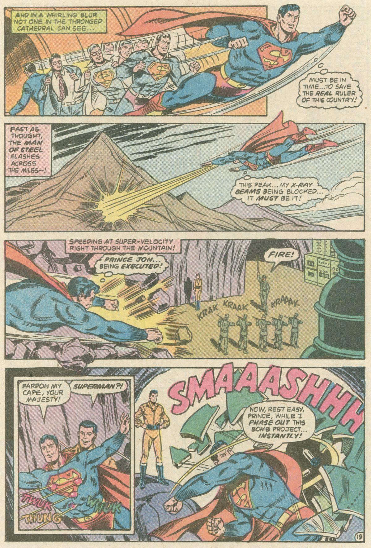 Read online World's Finest Comics comic -  Issue #253 - 22