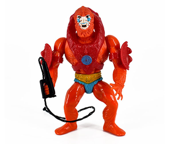 Masters del universo Beast Man