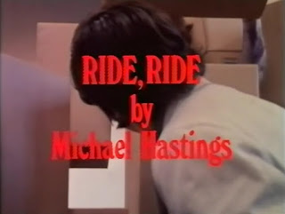 Ride, Ride by Michael Hastings from Tales of Unease