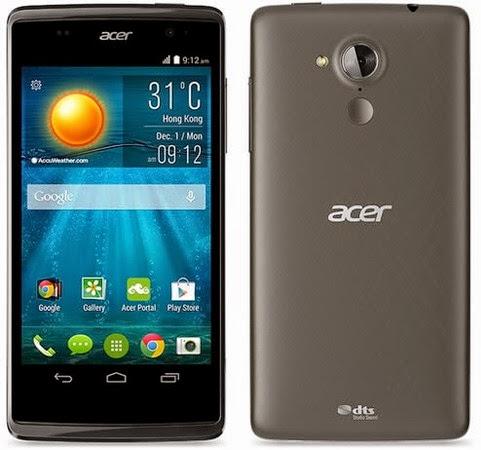 harga hp Acer Liquid Z205 android kitkat dibawah satu juta