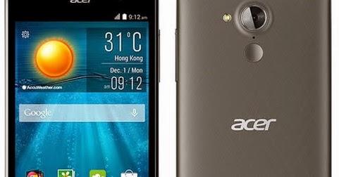 Spesifikasi Dan Harga HP Acer Liquid Cloud Android Terbaru