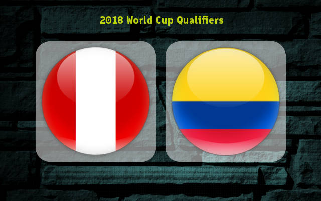 Peru vs Colombia Full Match & Highlights 11 October 2017