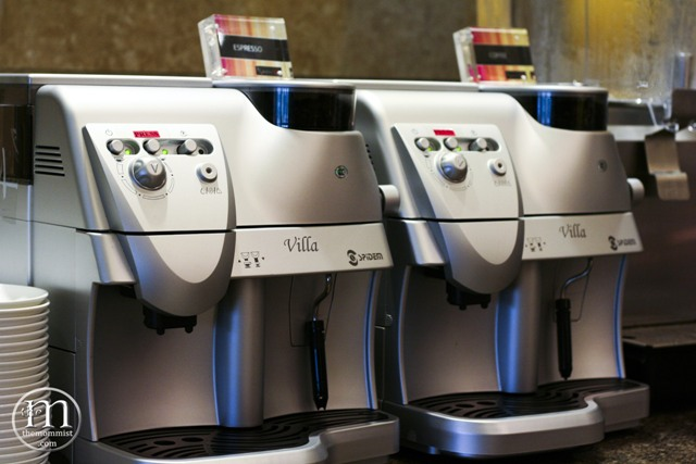 coffee and espresso single serve machines