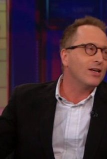 Jon Ronson. Director of The Men Who Stare at Goats