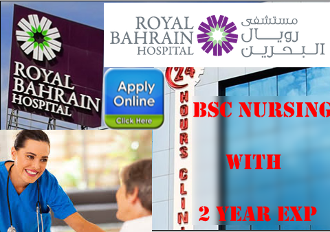 Royal Bahrain Hospital - E Recruitment for Nurses - Apply