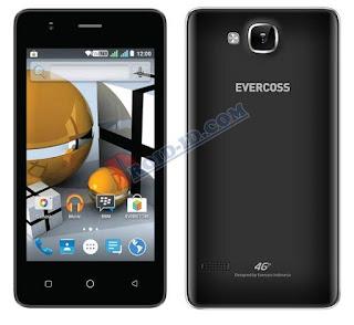 Cara Flashing Evercoss M40 Winner T 4G Bootloop Via PC