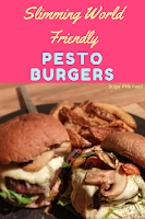 Slimming world pesto burgers recipe