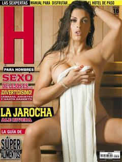 Revista H para Hombres Mexico-Agosto 2015 PDF Digital