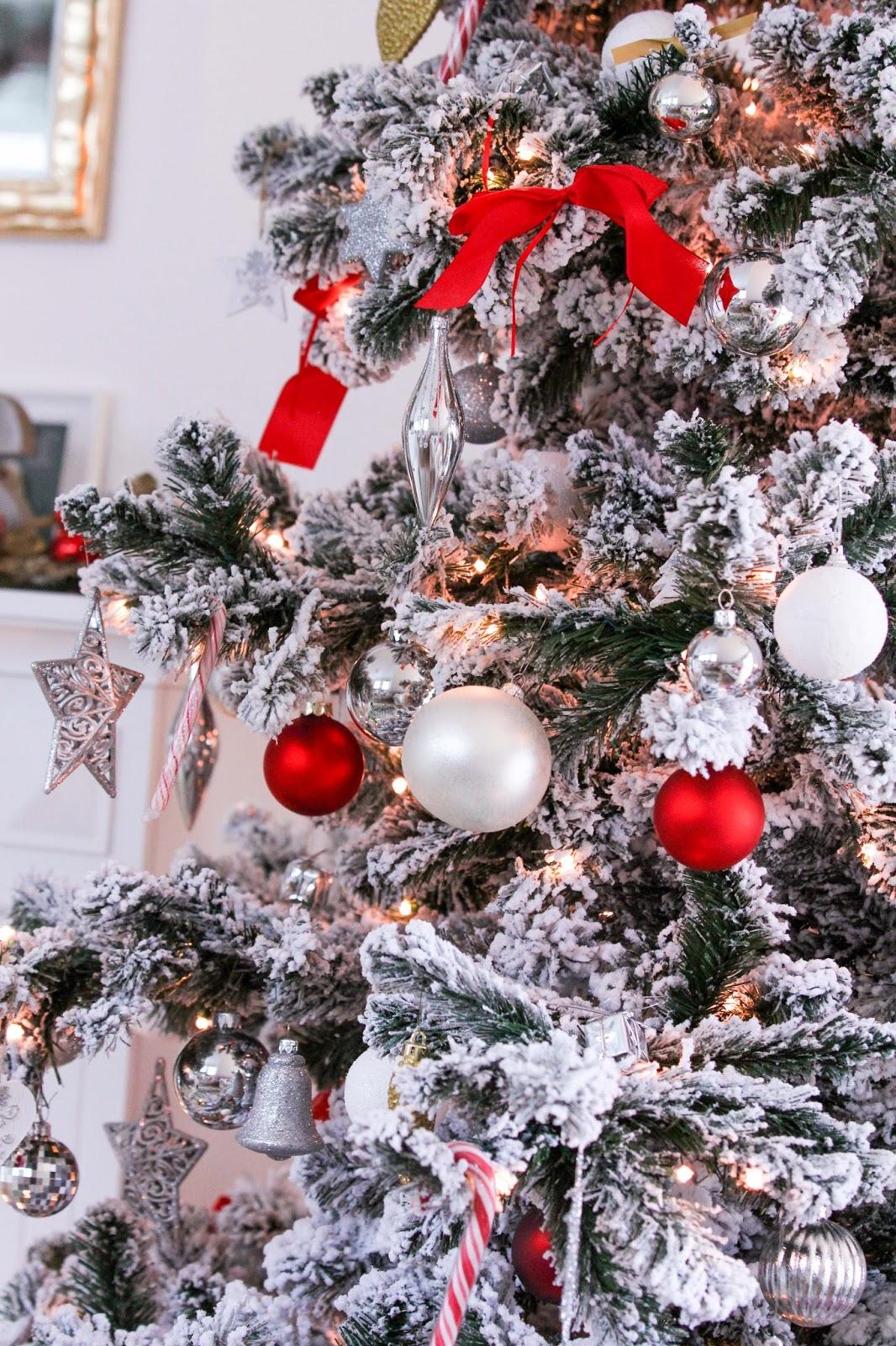 Weihnachtsbaum-Idee-Dekoration-Weihnachtsdekoration