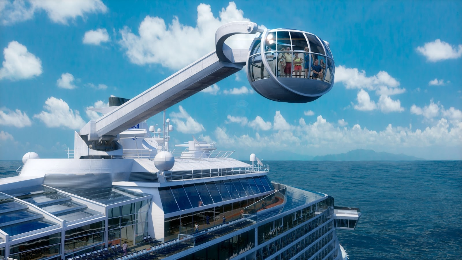 Meyer Werft Blog Die Quantum Of The Seas Und Ihre