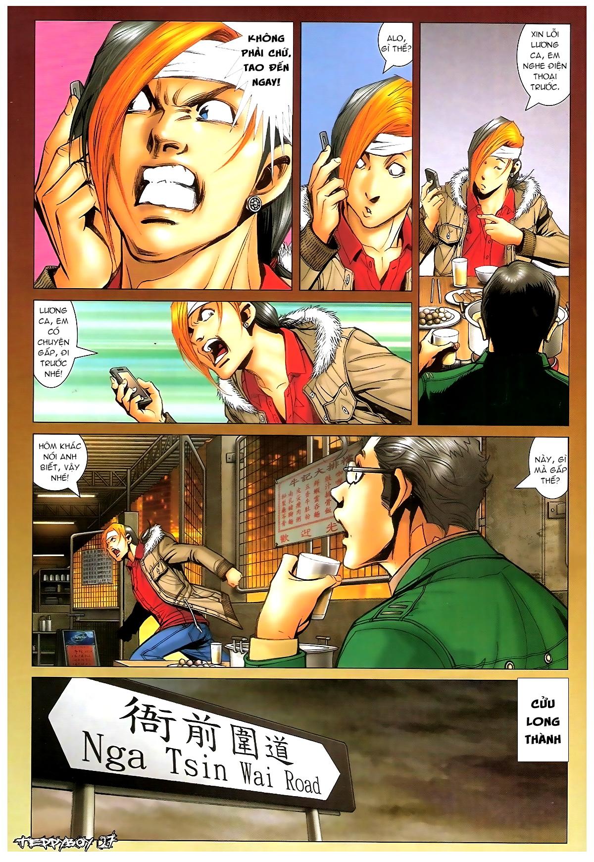 Người Trong Giang Hồ - Chapter 1369: Mê trai gặp Sở Khanh - Pic 24
