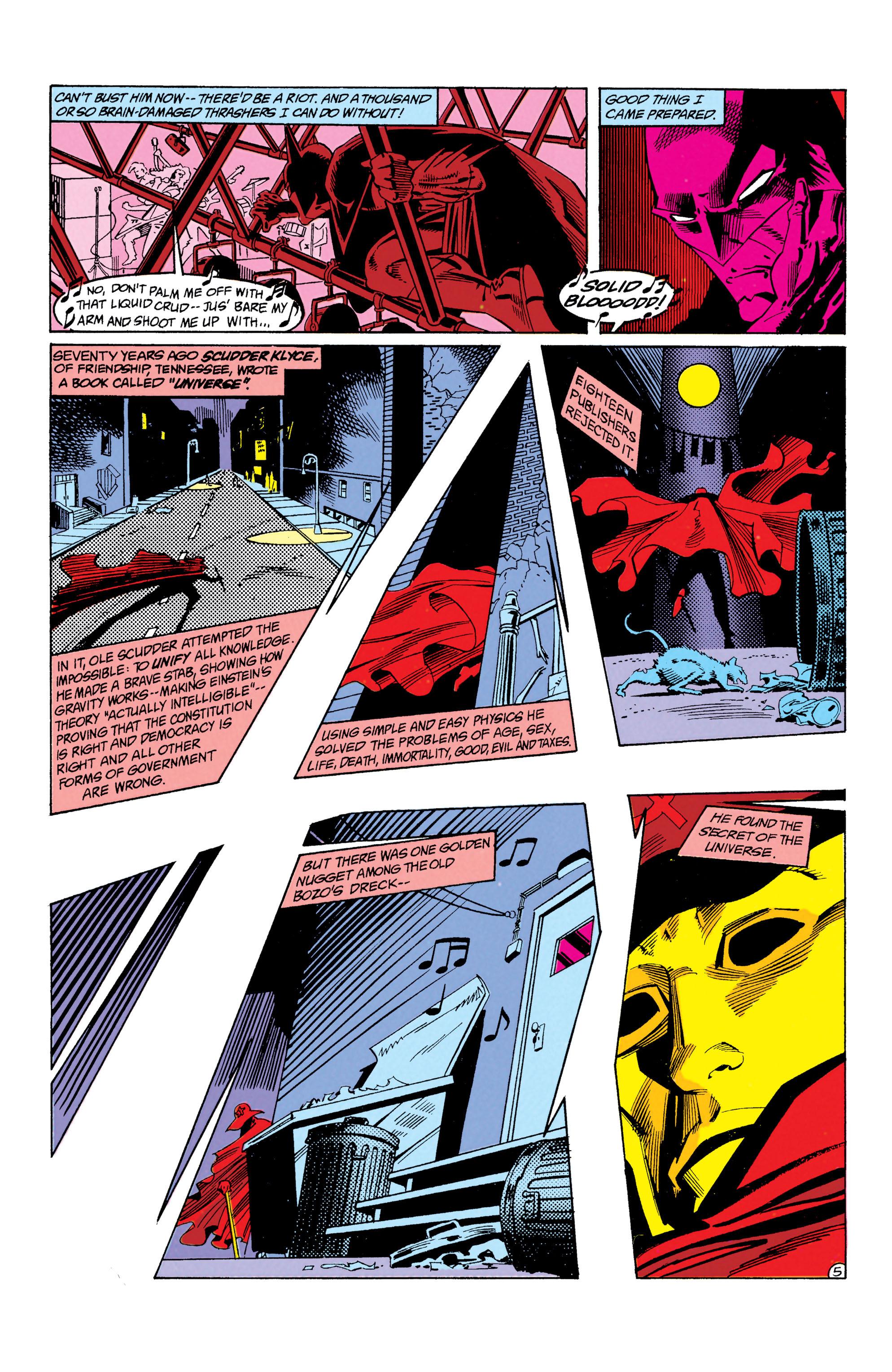 Detective Comics (1937) 608 Page 5