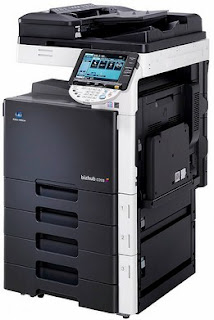 Konica Minolta Bizhub C203 Driver Download