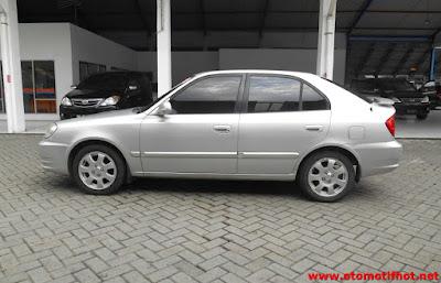Eksterior Hyundai Avega