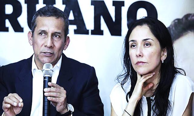 Partido Nacionalista de Ollanta Humala y Nadine Heredia