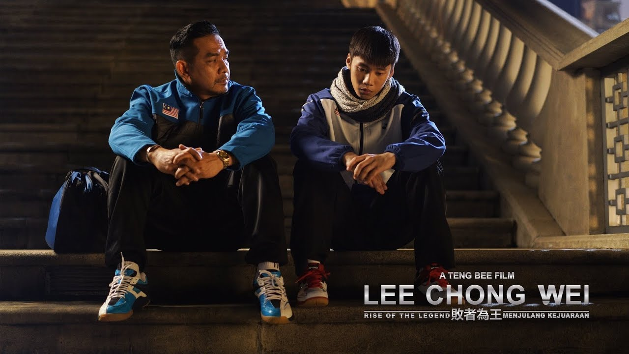 Image result for lee chong wei tosh chan and rosyam nor