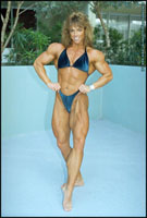Female Bodybuilder Sheila Bleck