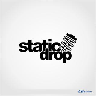 Static Drop Logo Vector cdr Download
