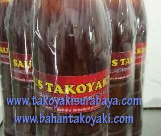 saus takoyaki bandung