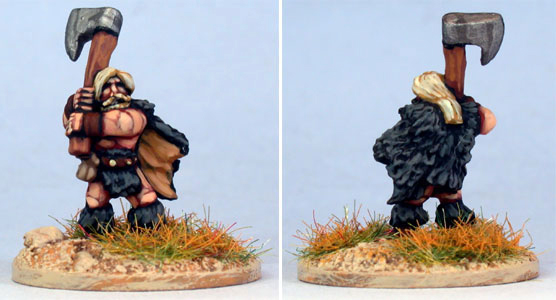 Steve Dean Painting: 10mm Fantasy Figures