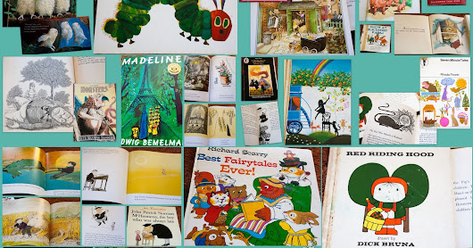 These are a few of my favourite (picture book) things