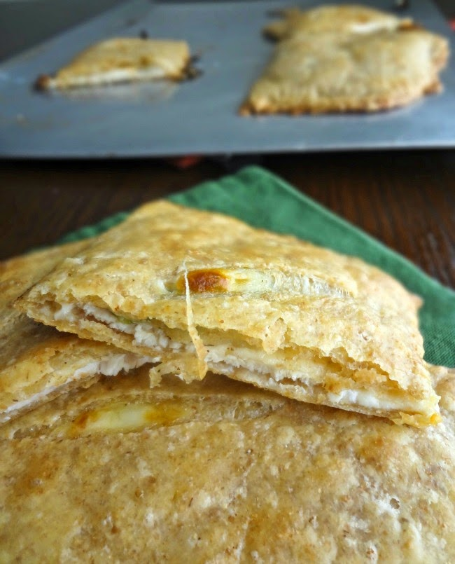 Whole Wheat Puff Pastry