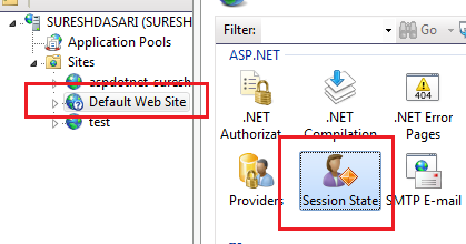 Asp net set session timeout in web config IIS - ASP NET,C# NET,VB