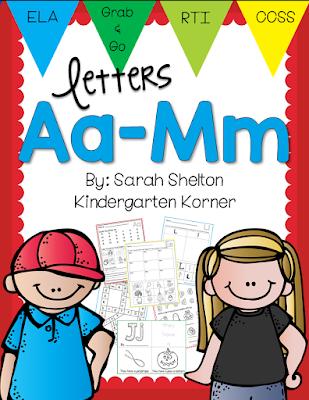 https://www.teacherspayteachers.com/Product/Letters-A-M-RTI-Grab-and-Go-755061