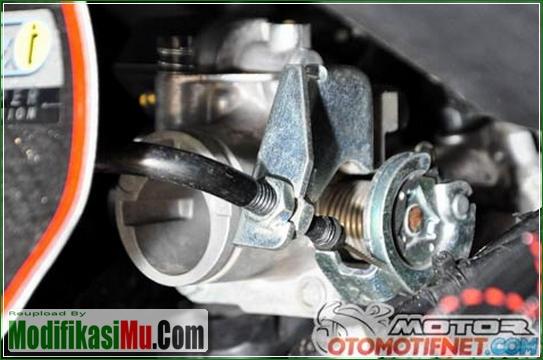 THROTTLE BODY PCX 150 dan Injektor Bensin Vario 125 Cara Bore Up Honda Beat Fi 130cc Buat Harian Modal 3 Jutaan