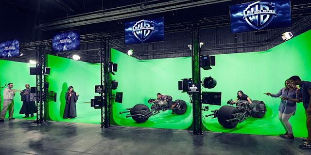 Informações sobre oTour pelo Warner Bros. Studios em Los Angeles