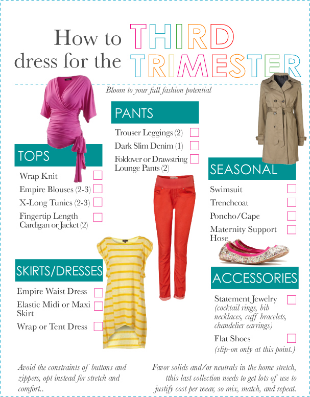 Top 10 Maternity Shops How To Dress For The Third Trimester