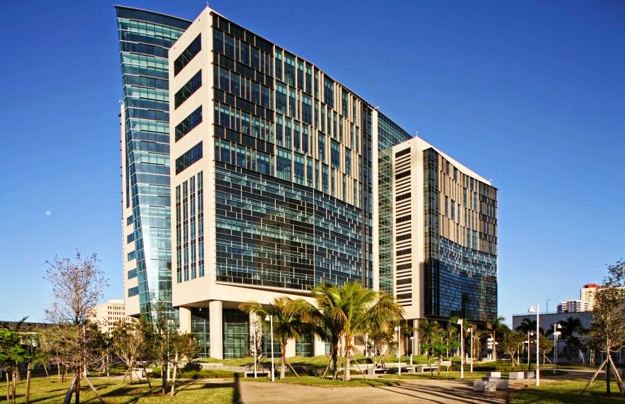 US Federal Courthouse em Miami
