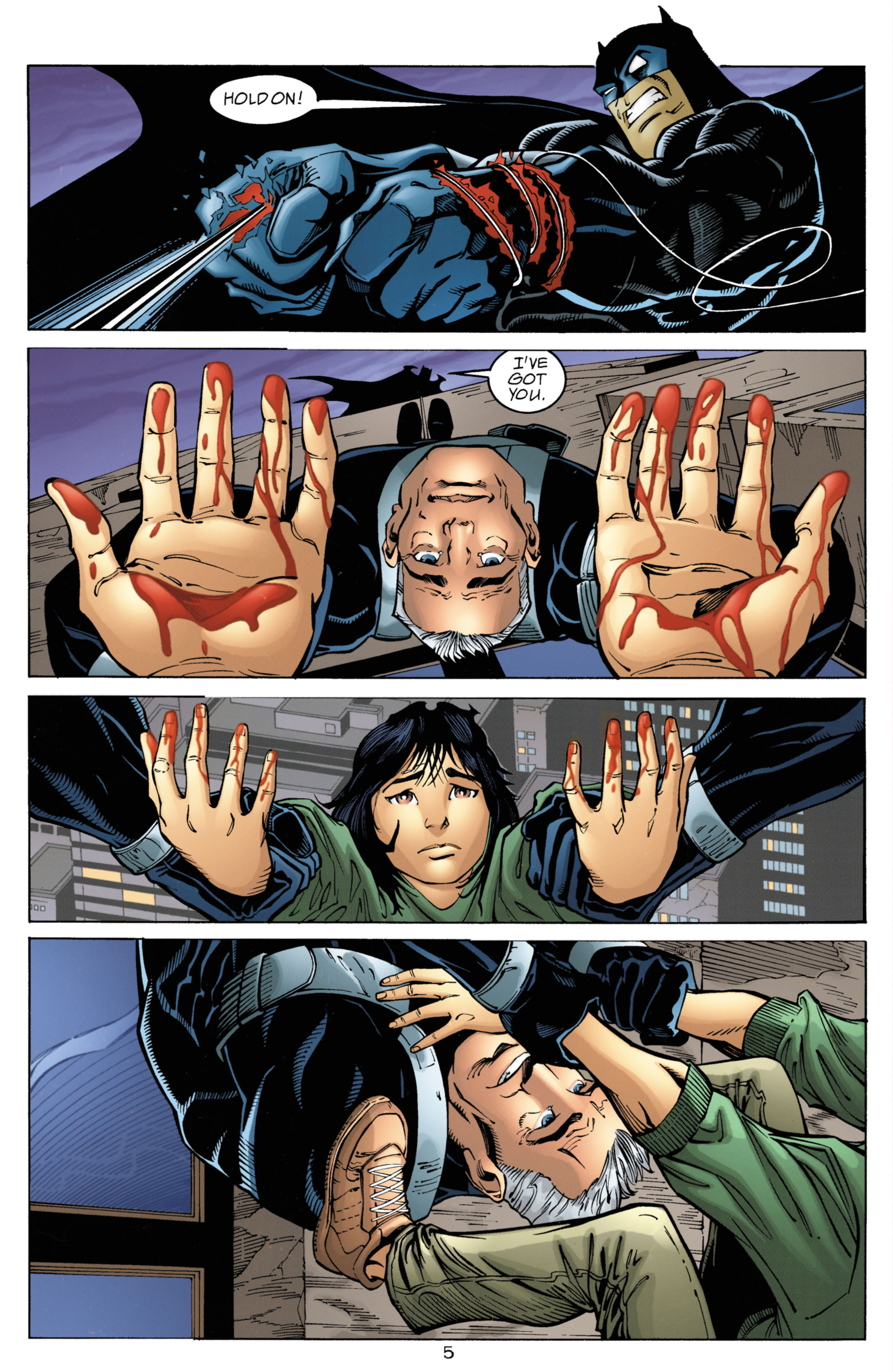 Detective Comics (1937) 734 Page 5