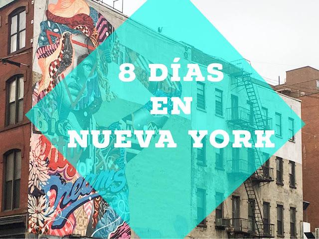 8 días en Nueva York