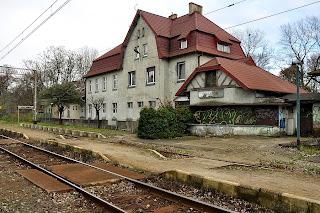 Odolanów dworzec PKP