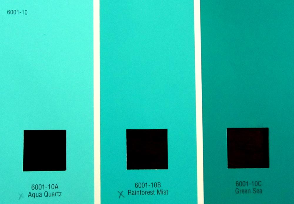 Aqua Green Homogenized Tattoo Ink Paints - HLC7 - Aqua ...  |Aqua Green Color Paint