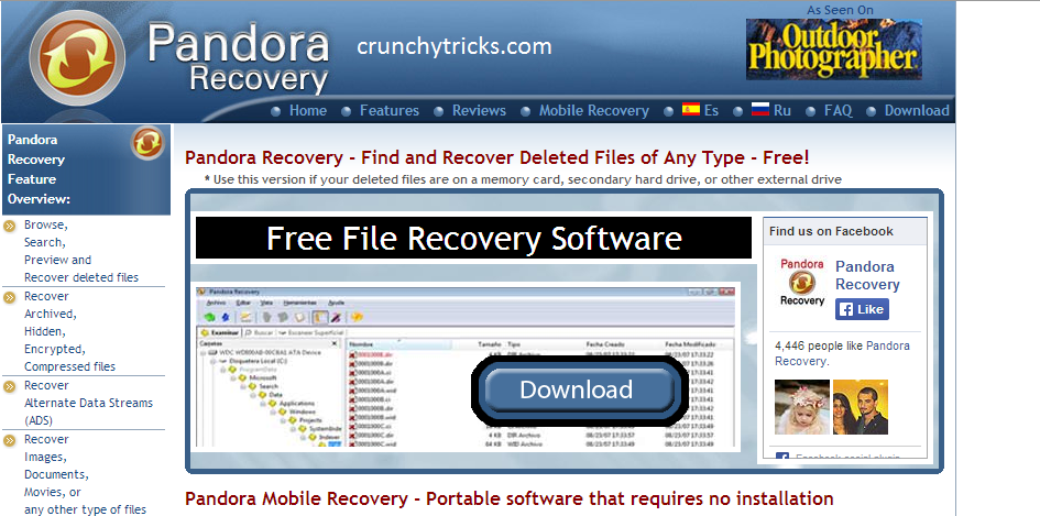 3 ways to recover deleted files from harddrive - Rebuild file allocation table ...