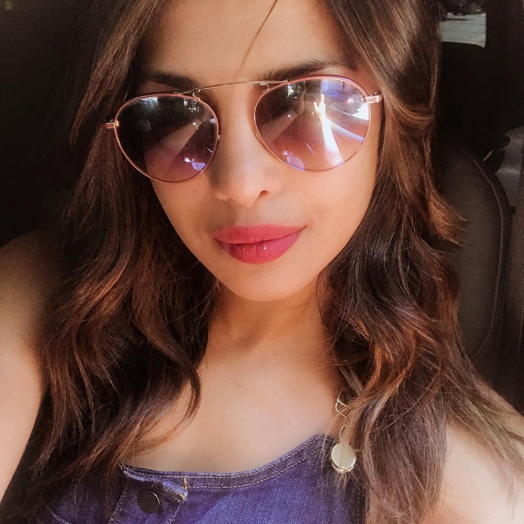 Priyanka Chopra - Summer sun
