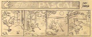 El Pardal Pascal, L'infantil