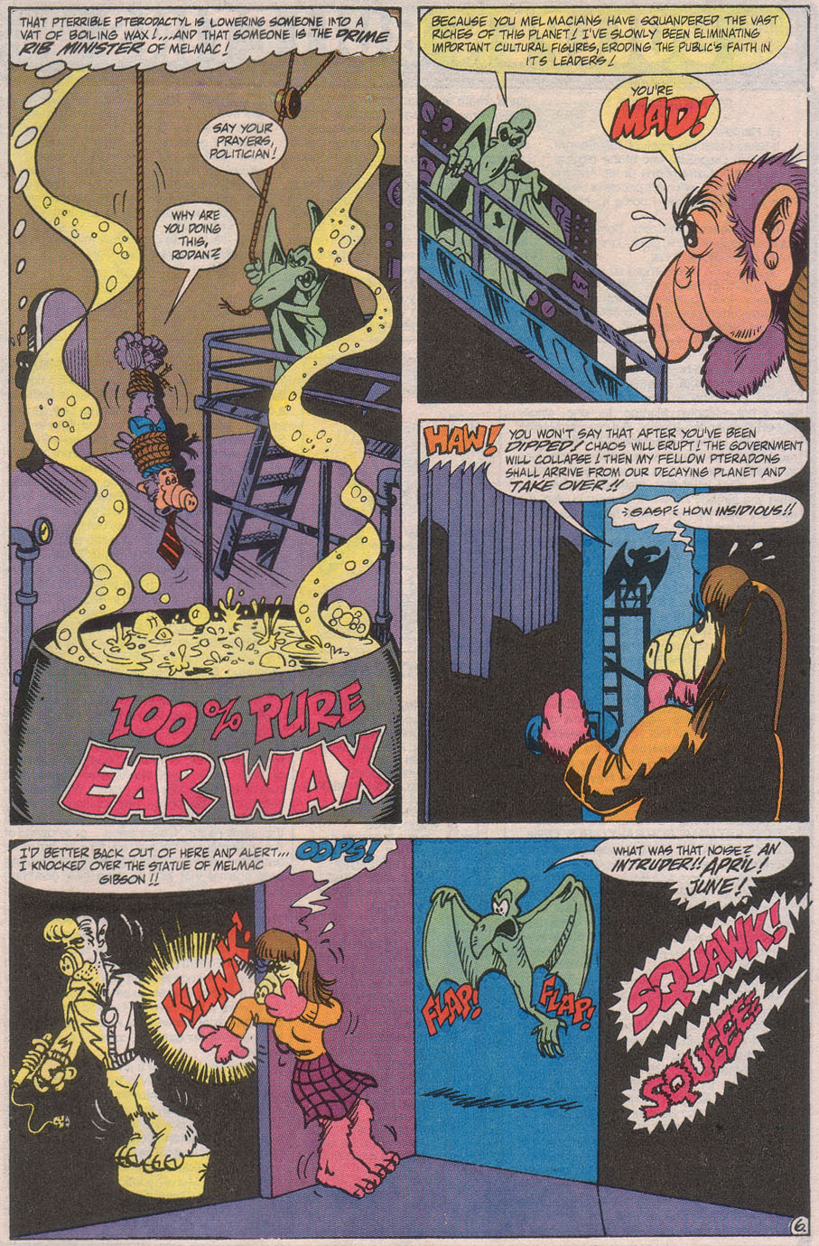 Read online ALF comic -  Issue #45 - 27