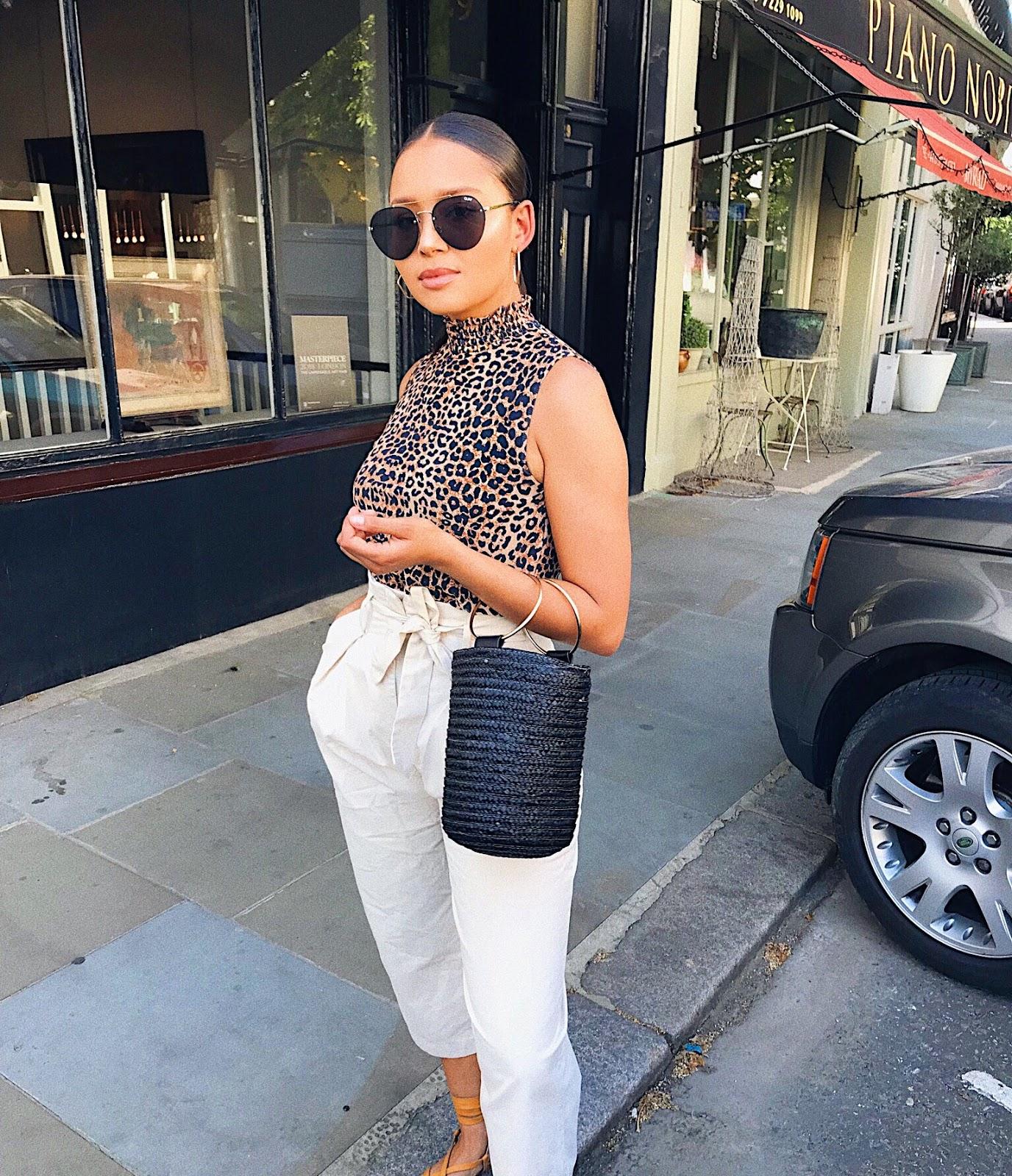 nakd fashion, H&M, quay Australia, fashion Inso, leopard print,