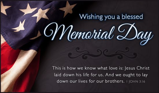 Memorial Day Bible Quotes: Happy Memorial Day 2019 Quotes Images Wishes Messages