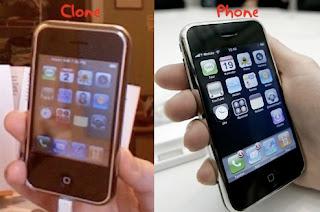 iPhone Asli dan iPhone Palsu