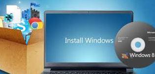 Pengertian instal ulang dan apa yang harus dipersiapkan sebelum instal ulang
