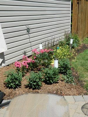 Dorset Park Scarborough back yard garden makeover after by Paul Jung Gardening Services Toronto