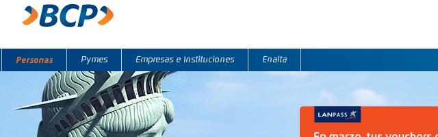 BCP Banco de Crédito del Perú