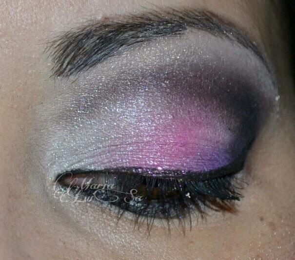 make up con palette sleek acid